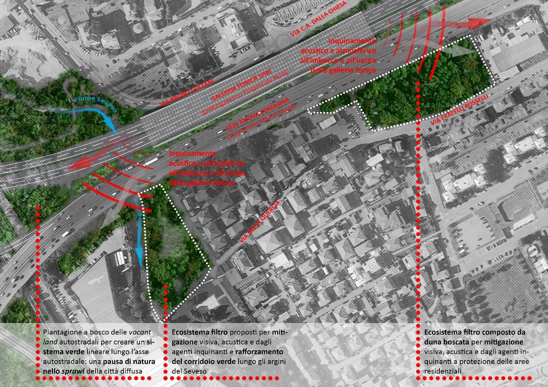 Cos infrastruttura verde infrastruttura verde for Progetto verde
